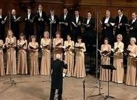 Пушкинский венок Московский камерный хор в 17:50 на канале