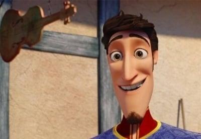 кадр из фильма Распрекрасный принц