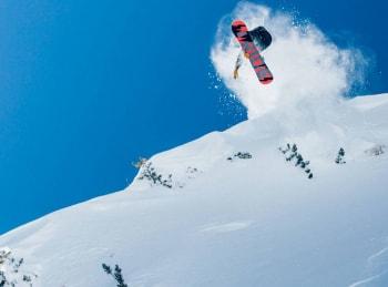 программа Русский Экстрим: RealSnow, сноубординг Сноубординг