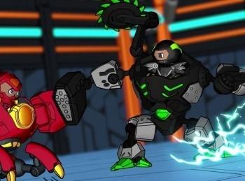 программа Карусель: Реди2Робот Монго против Хардвэра
