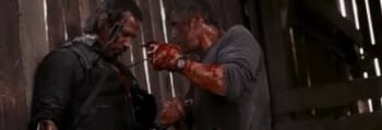 Рэмбо: Последняя кровь кадры
