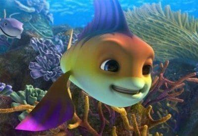 кадр из фильма Риф 3D