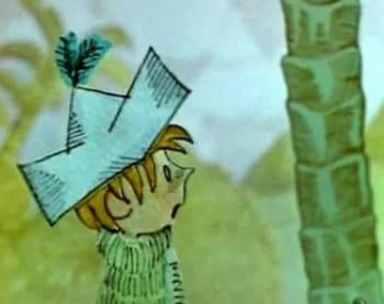 программа Советские мультфильмы: Робинзон Кузя