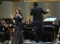 программа Россия Культура: Российские звезды мировой оперы Вероника Джиоева