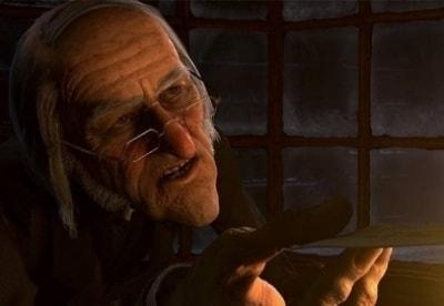 Гари Олдман и фильм Рождественская история