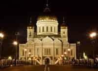 Рождество Христово Прямая трансляция торжественного Рождественского богослужения в 23:00 на канале