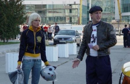 Ольга Волкова и фильм Руд и Сэм