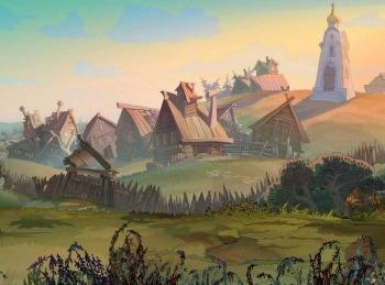 программа Сказки Зайки: Русские народные сказки Часть 12