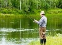 программа Охота: Рыбалка на малых реках Удмуртии 4 серия