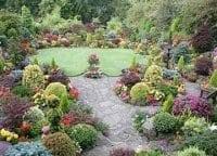 Сады британских островов
