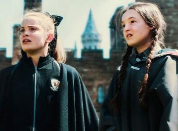 программа Gulli Girl: Самая плохая ведьма 4 серия