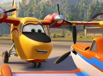 программа Канал Disney: Самолёты: Огонь и вода