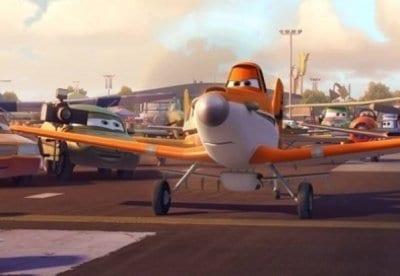 кадр из фильма Самолеты
