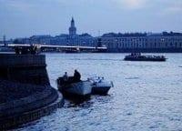 программа Russian Travel: Санкт Петербург Прогулка по городу белых ночей
