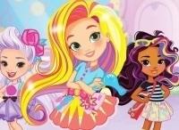 программа Nickelodeon: Санни Дэй Поездка во дворец