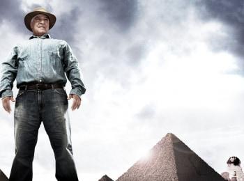 программа History2: Секреты египетских гробниц Срыв