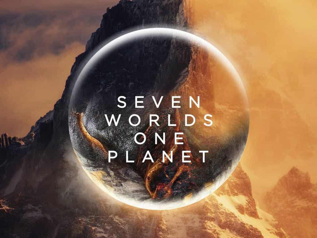 Семь миров, одна планета в 12:40 на канале