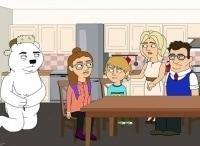 Семейный полюс 15 серия в 13:55 на канале