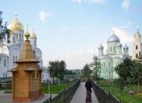 Серафимо-Дивеевская обитель