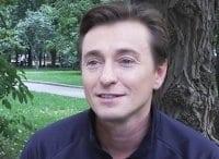 Сергей Безруков И снова с чистого листа в 00:15 на Первый канал
