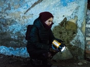 программа ТВ 1000 русское кино: Северное сияние Следы смерти: Часть 2