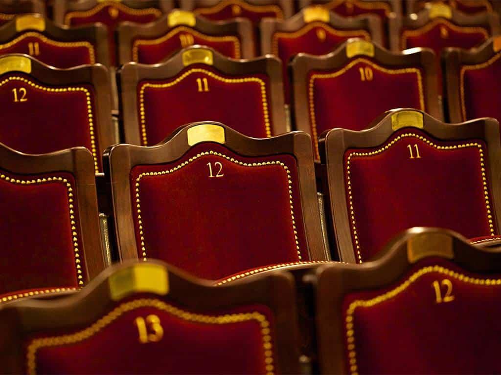 Шедевры мирового музыкального театра Сила судьбы в 21:40 на канале Культура