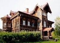 Шедевры русского деревянного зодчества в 14:30 на канале