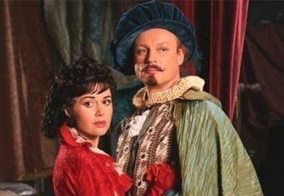 Ольга Прокофьева и фильм Шекспиру и не снилось