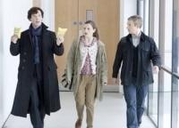 Шерлок 1 серия Этюд в розовых тонах в 14:30 на канале