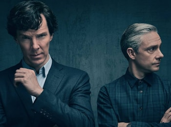Шерлок Последняя клятва в 21:35 на канале