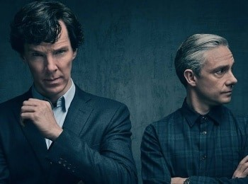 программа Киносерия: Шерлок Слепой банкир