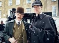 Шерлок Холмс: Безобразная невеста кадры