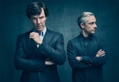кадр из фильма Шерлок