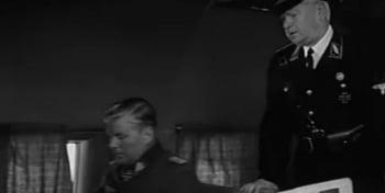 кадр из фильма Щит и меч Последний рубеж