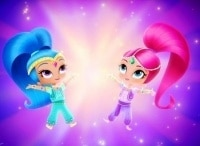 программа Nickelodeon: Шиммер и Шайн Самира и Зита Прикосновение Зиты
