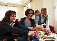 программа Домашний: Школа для толстушек 1 и 2 серии