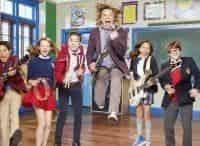 программа Nickelodeon: Школа рока Держись слабее