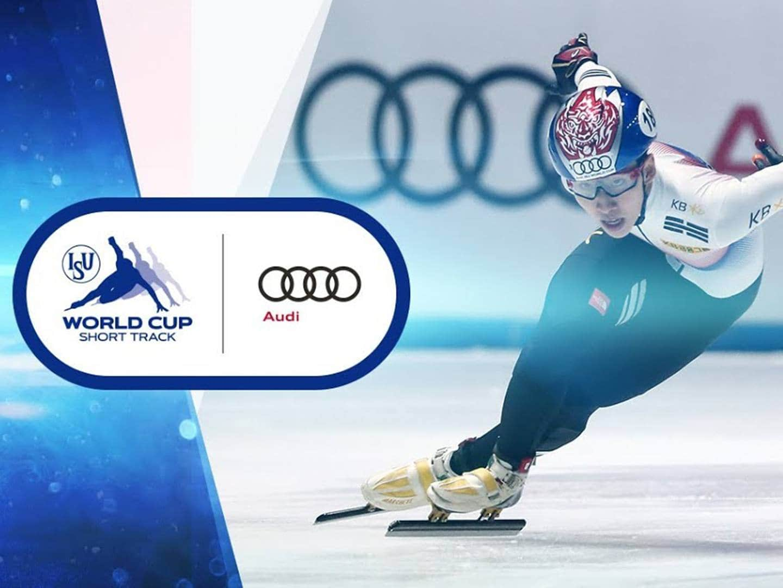 Шорт трек Чемпионат Европы Трансляция из Венгрии в 00:55 на канале