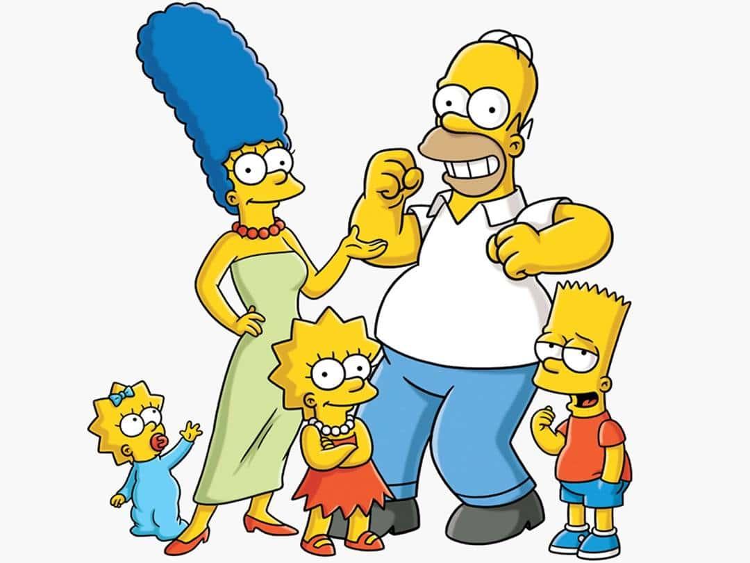 программа FOX: Симпсоны Сила искусства