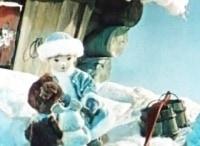 Сказка о Снегурочке в 15:40 на канале