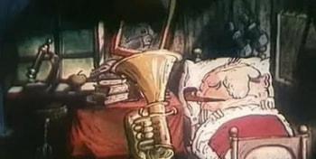 программа Советские мультфильмы: Следствие ведут колобки 2 серия
