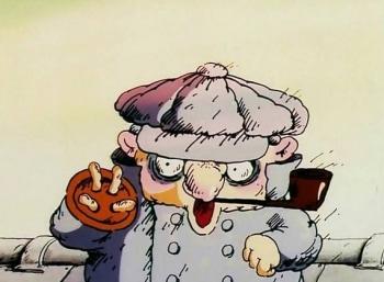 программа Советские мультфильмы: Следствие ведут колобки 4 серия