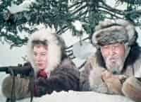Следы на снегу в 23:20 на канале