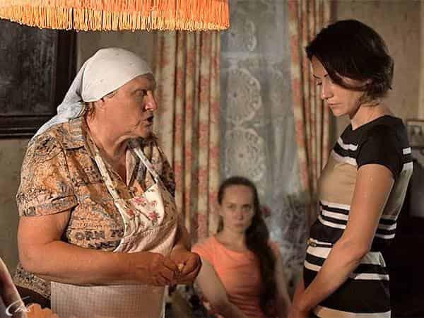 программа ТВ3: Слепая 456 серия Обуза