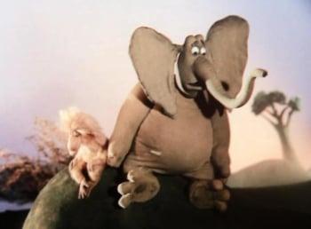 программа Советские мультфильмы: Слон и Пеночка