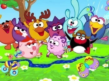 программа Детский мир: Смешарики 117 серия