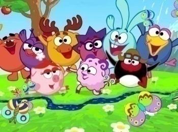 программа Детский мир: Смешарики 122 серия