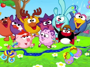 программа Детский мир: Смешарики Кордебалет