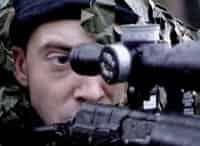 Снайпер в 23:10 на канале ТВ Центр