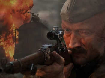 программа Пятый канал: Снайпер Последний выстрел 4 серия